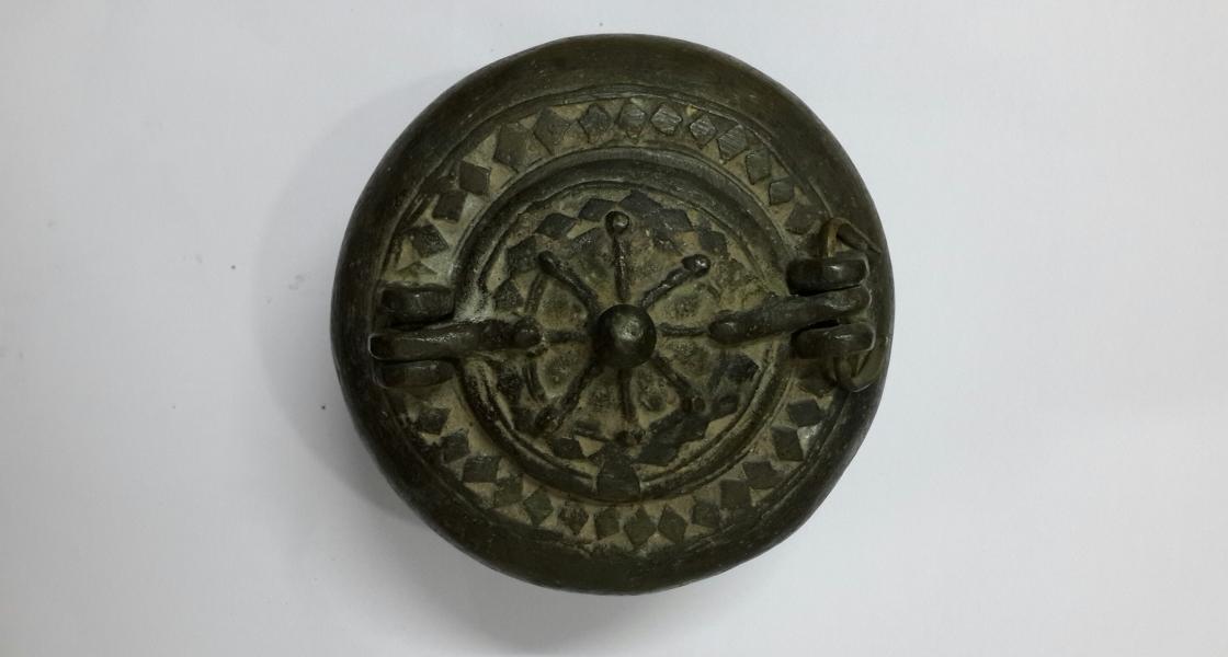 ANCIENT INDIA CHOLA COIN POT