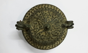 ANCIENT INDIA CHOLA COIN POT