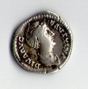 ROMAN EMPIRE – Diva Faustina  138-161 A.D.
